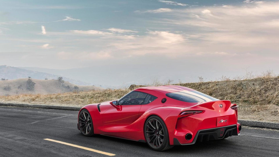 A look back at the Toyota FT-1 Concept that was unleashed in Detroit