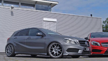 Mercedes-Benz A-Class by Inden Design and Binz 11.07.2013