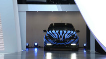 Daimler confirms their Denza EV will debut at Auto China, offer high-tech rapid charger