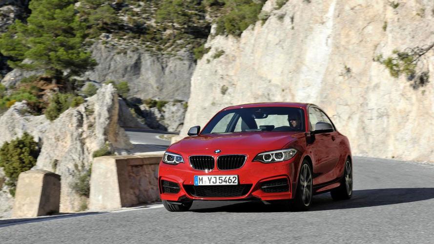 BMW plotting a RWD 2-Series Gran Coupe?