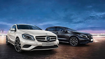 Mercedes A-Class 2 Style special edition