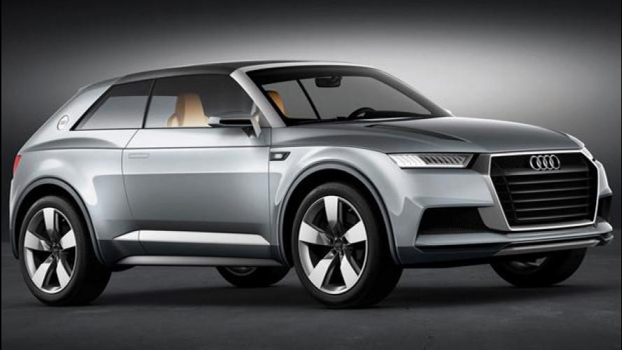 Audi, in arrivo nuovi SUV