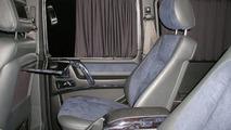 Mercedes G-Class by ART interior