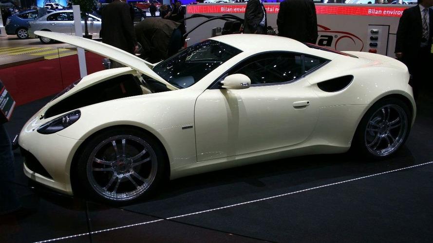 Artega GT Intro 2008 Model Launched at Geneva