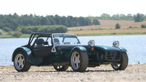 Caterham Build for the Future with Ford Sigma