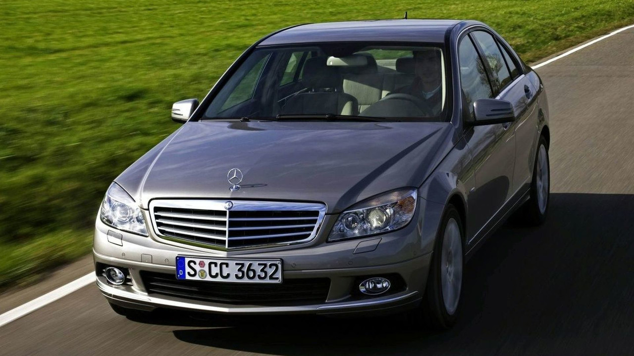 Mercedes C 350 CGI BlueEFFICIENCY