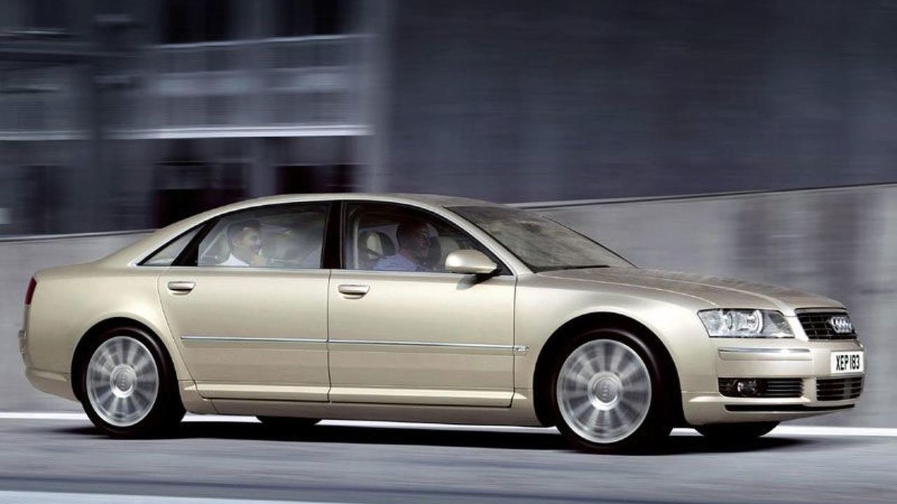 Audi A8 3.0 Multitronic