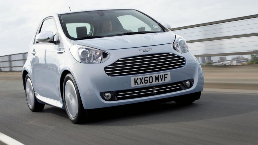 Aston Marin Cygnet officially discontinued