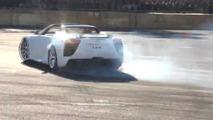 Alleged Lexus LFA Roadster, Tokyo Auto Salon, 1200, 13.01.2012