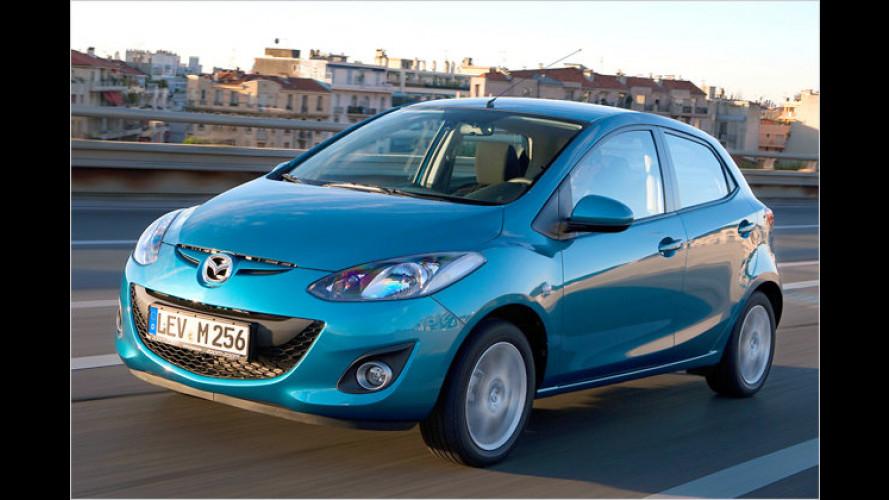 Mazda entwickelt Elektroauto auf Basis des 2