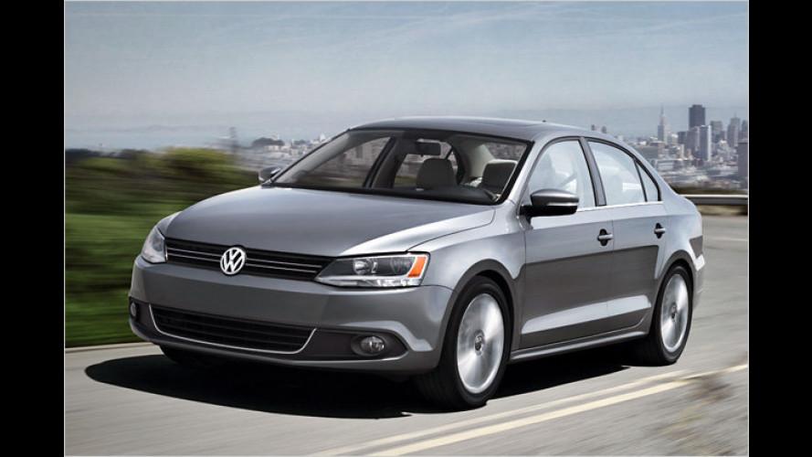 VW Jetta: Der Stufenheck-Golf emanzipiert sich
