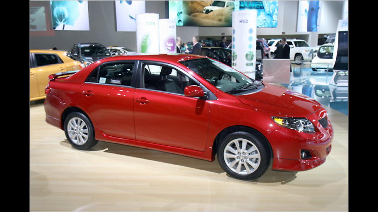 Toyota Corolla Limousine