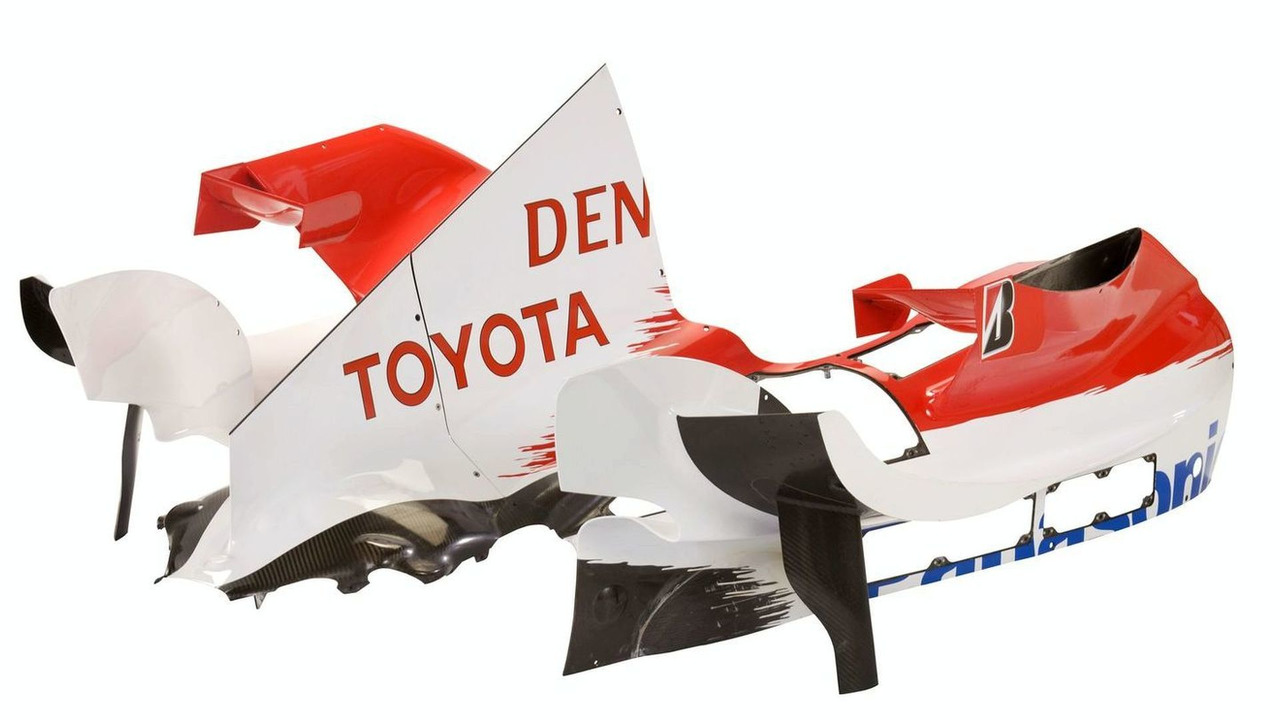 Toyota Genuine F1 Parts