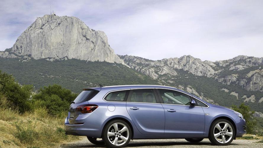 2011 Opel Astra Sports Tourer: In Depth