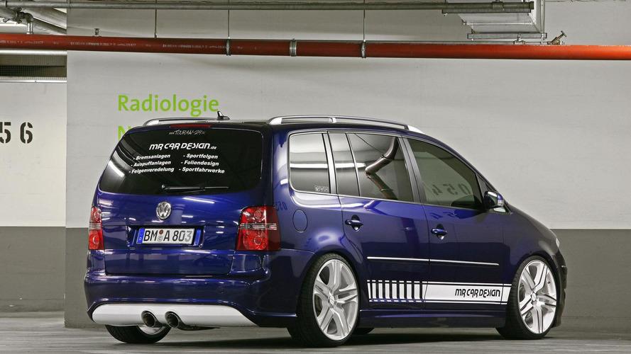 Volkswagen Touran by MR Car Design