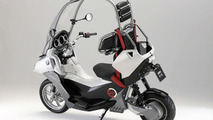 BMW Motorrad Present C1-E Concept for Higher City Safety
