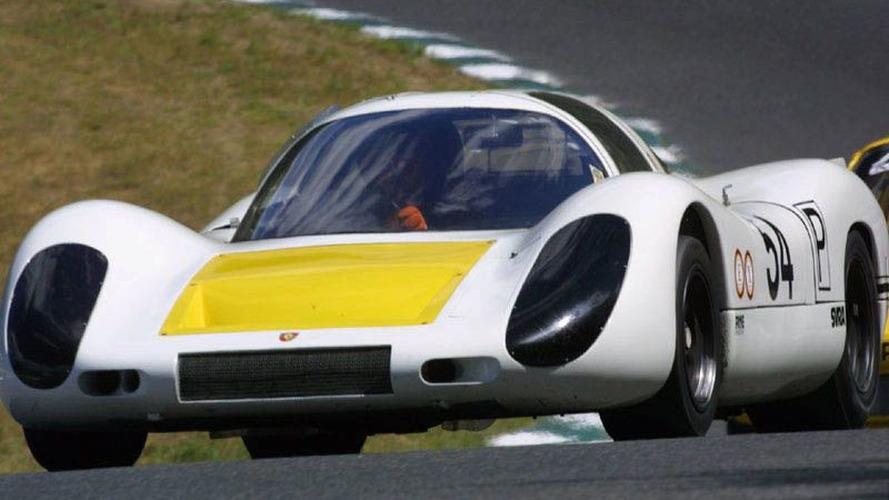 Porsche Legacy at the Daytona 24 Hour