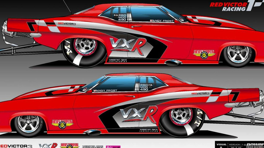 3000hp road legal Vuaxhall headed for VXR Power Festival