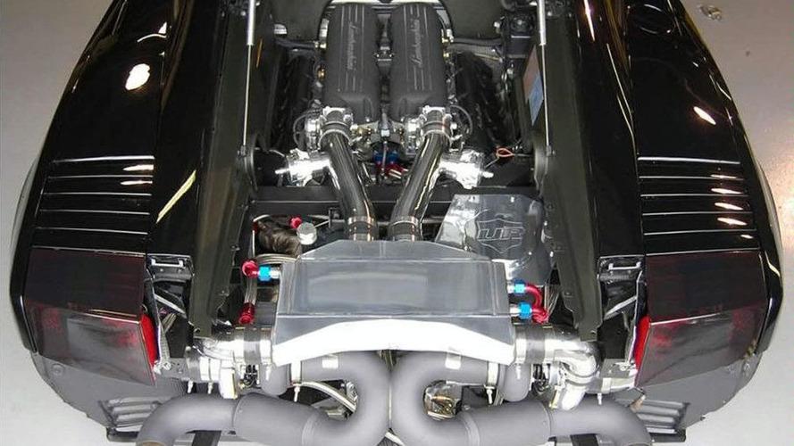 Lamborghini Gallardo Twin Turbo with 1500hp by Underground Racing [Video]
