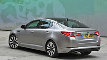 Kia Optima Details Released in New York