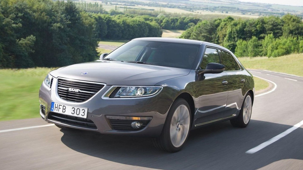 2010 Saab 9-5, 24.03.2010