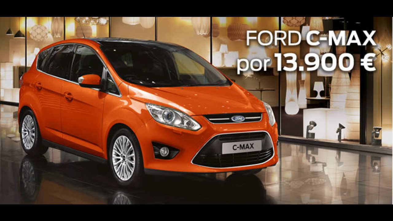 Crise europeia: Ford oferece Ka pelo equivalente a R$ 15,5 mil na Espanha
