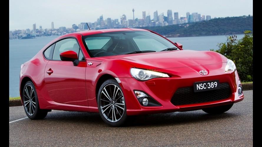 Toyota terá cupê de entrada para ficar abaixo do GT 86