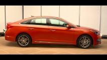 Longe do Brasil, Hyundai Sonata comemora 30 anos de história