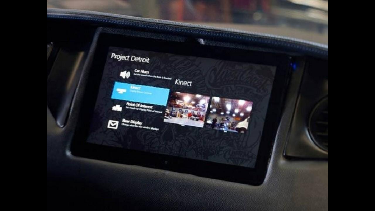 Tecnologia para a segurança: Microsoft quer colocar em carros sensor capaz de compreender gestos dos motoristas