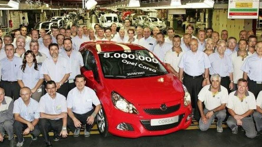 Opel Corsa 25th Anniversary