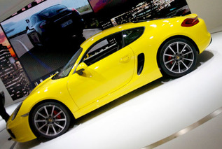 LA Auto Show: Observations from Day One