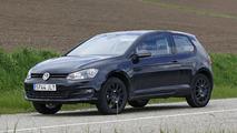 Volkswagen Polo CUV Spy Shots
