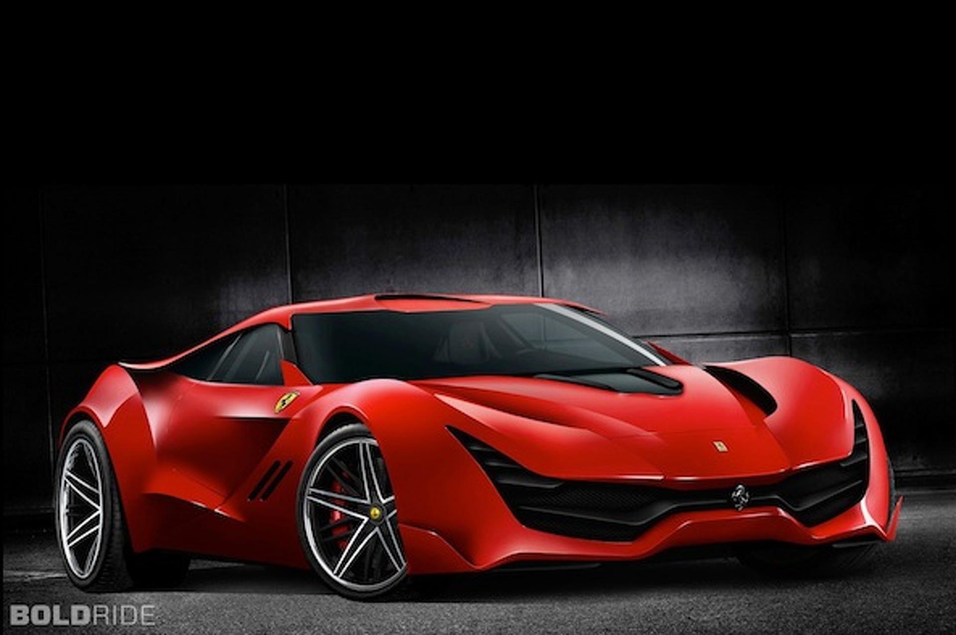 CascoRosso Concept: Ferrari's 250 GTO Reborn