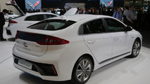 Hyundai IONIQ live in Geneva