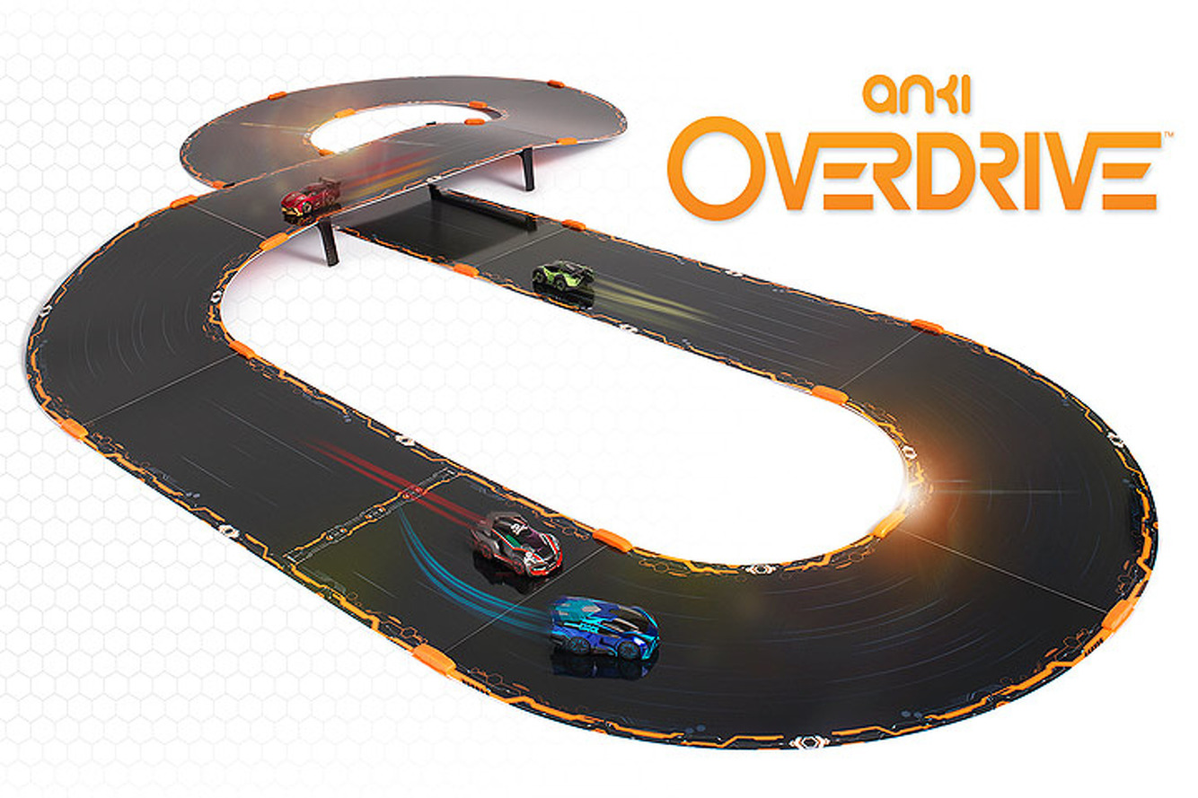 Anki Overdrive Brings Slot Cars to a Younger Generation