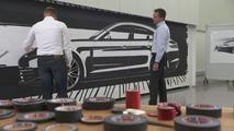 2017 Porsche Panamera design process