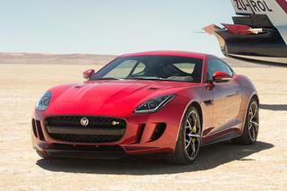 Is Jaguar Building an Electric F-Type?