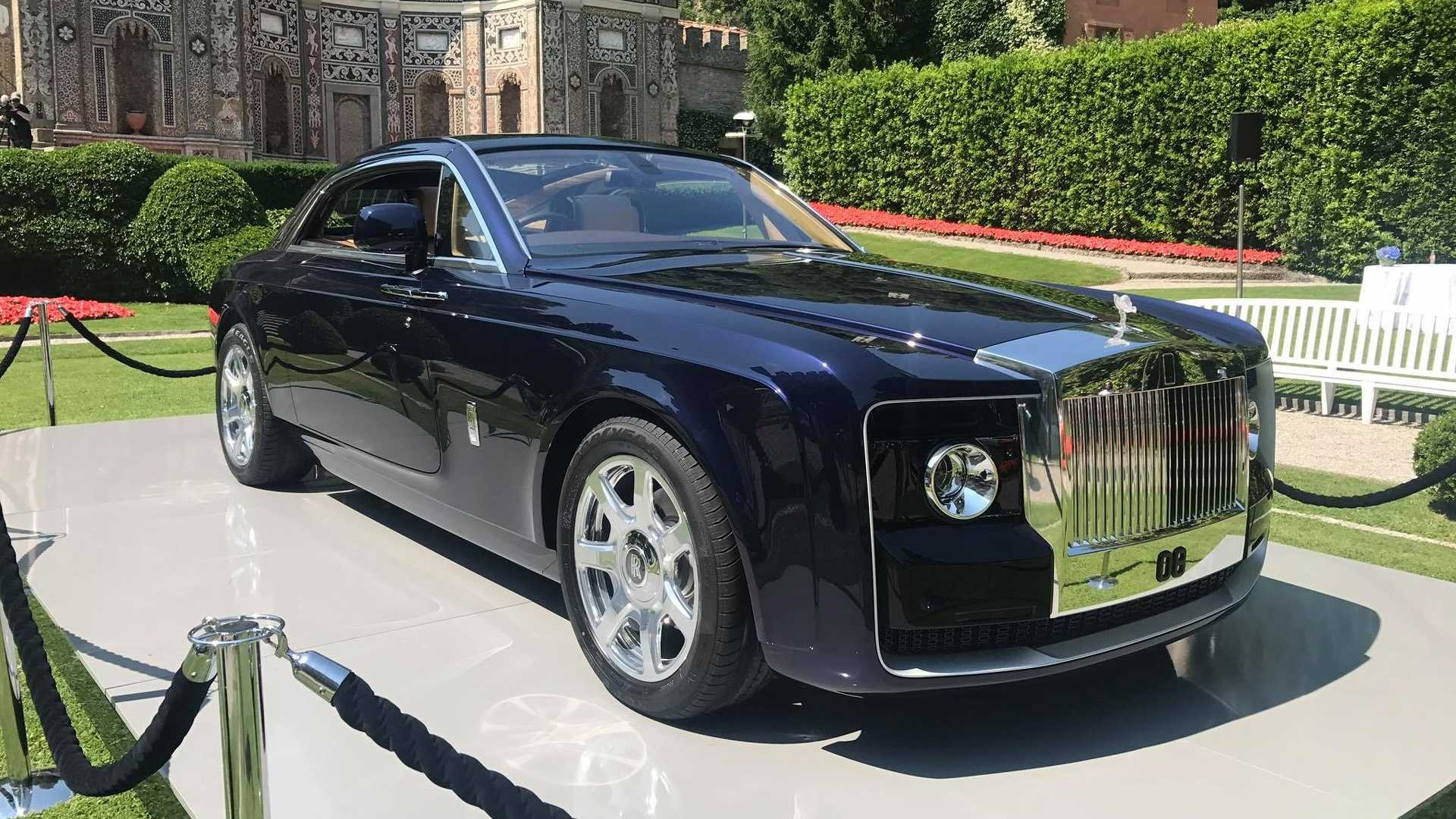 rolls royce says sweptail likely the most expensive new car ever. Black Bedroom Furniture Sets. Home Design Ideas