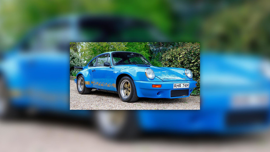 1974 Porsche 911 Carrera 3.0 RS For Sale
