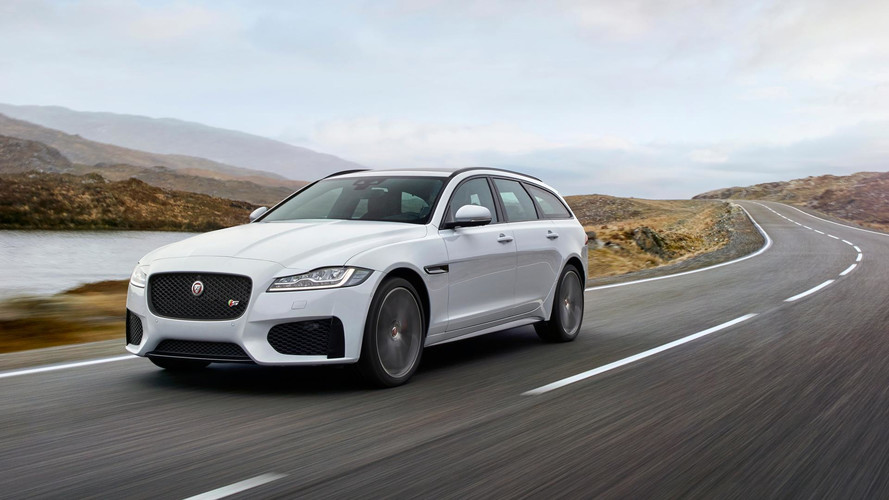 2018 Jaguar XF Sportbrake Is Another Reason To Love Wagons