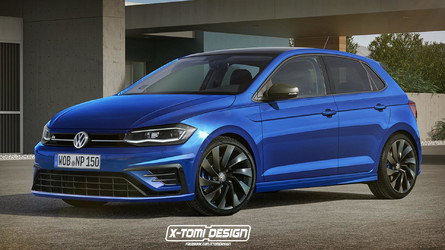 VW Polo R And Polo GTI Cabrio Imagined In The Digital Realm