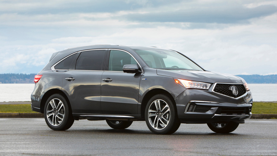 2017 Acura MDX Hybrid: First Drive