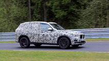 BMW X5 2018 fotos espía