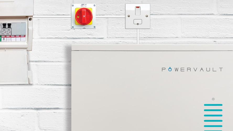 Renault y Powervault crean un sistema de almacenamiento de energía para el hogar