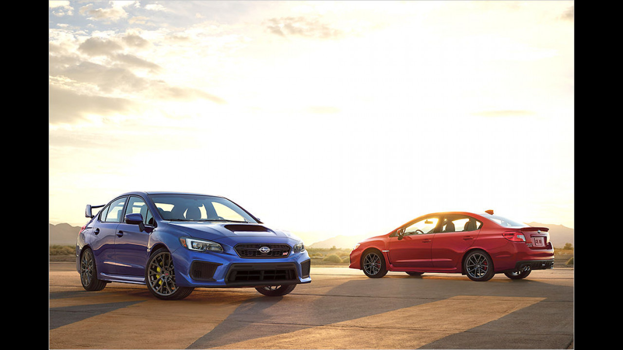Subaru WRX und WRX STI