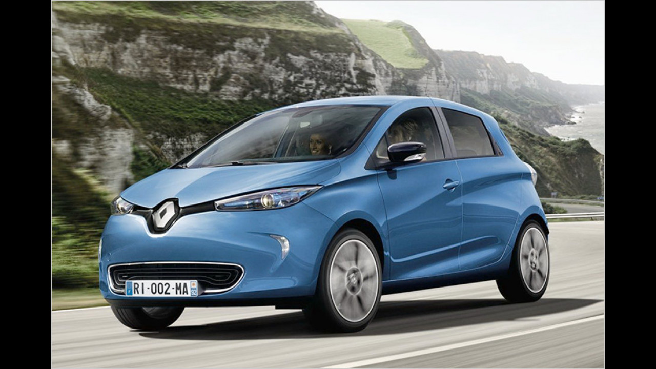 Renault Zoe 41 kWh