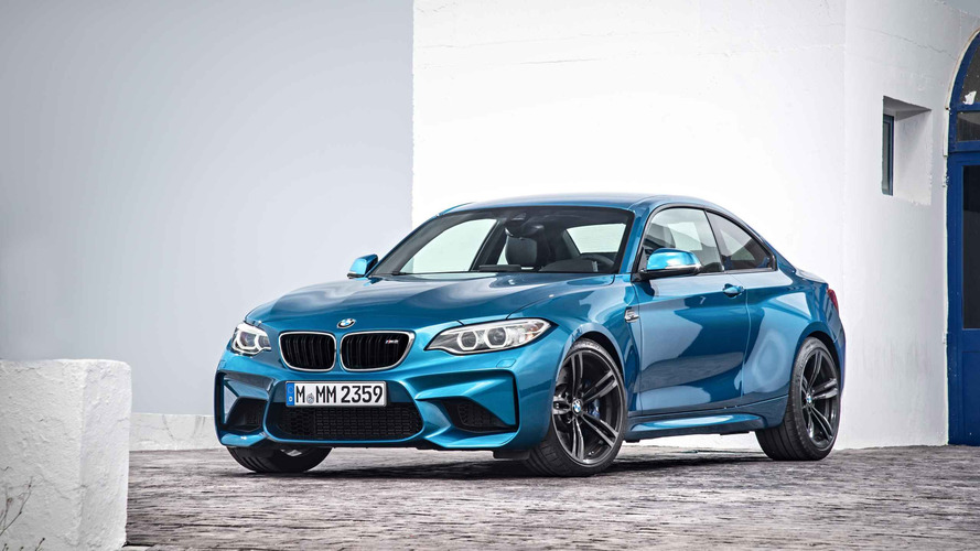 2017 BMW M2 Review