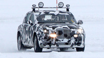 Mysterious limousine prototype spy photos