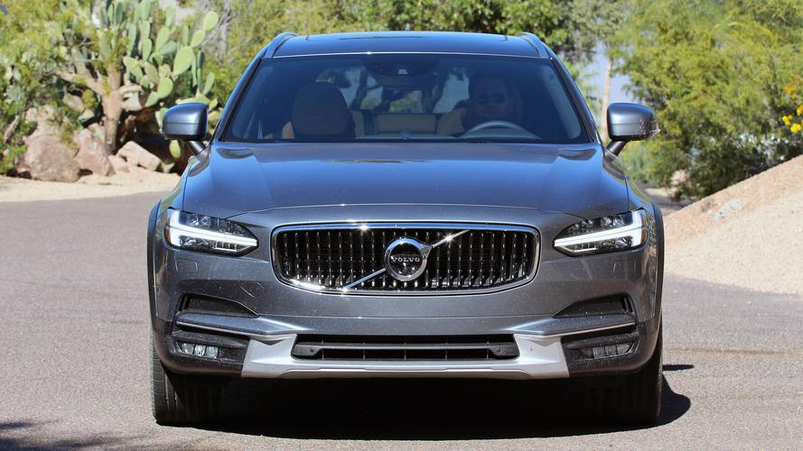 2017 Volvo V90 Cross Country: İlk Sürüş