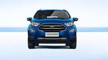 Novo Ford EcoSport China